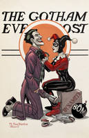 Gotham Evening Post by sdowner