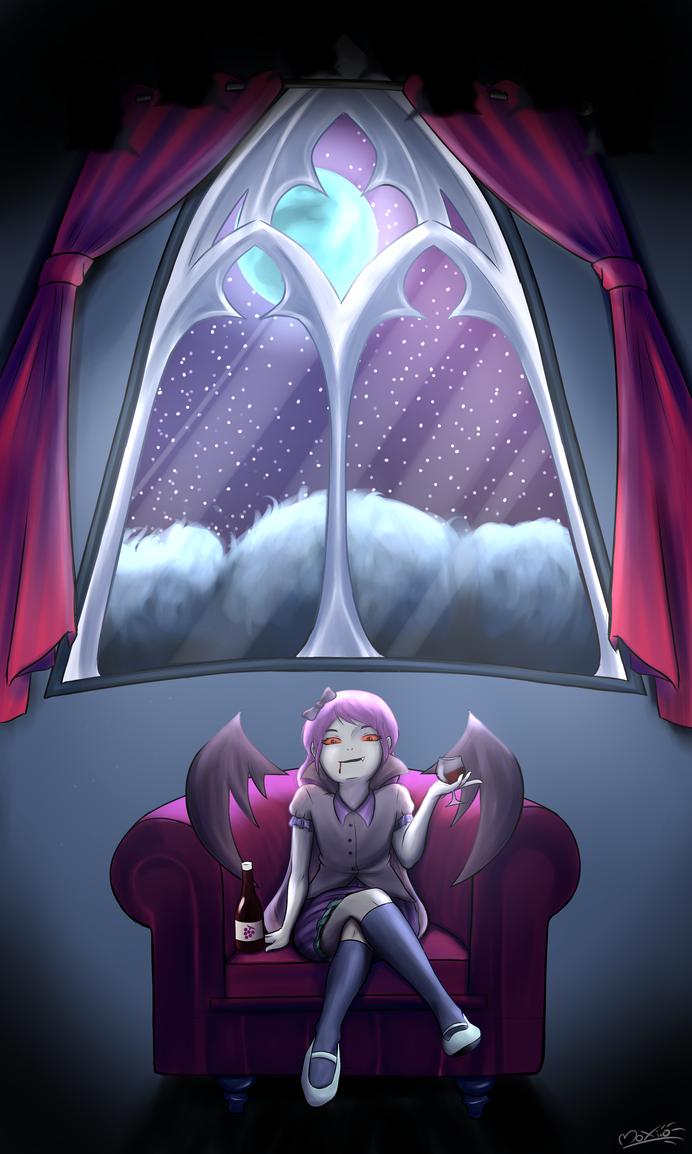 Super 123: Vampirella by MoXiio-Kun
