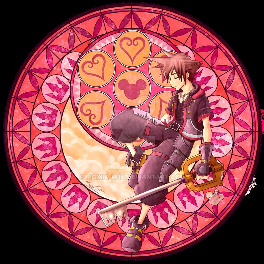 Sora - Kingdom Hearts III by MoXiio-Kun