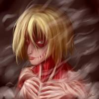 Titan Feminin - Shingeki no Kyojin