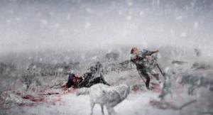 Wolf Blizzard