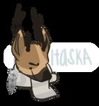 Itaska Head Sketch
