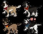 Dog Adopts {closed}