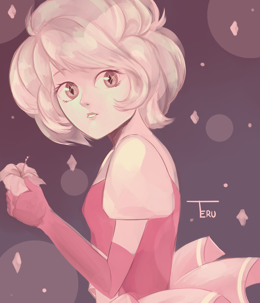 Pink Diamond from steven universe