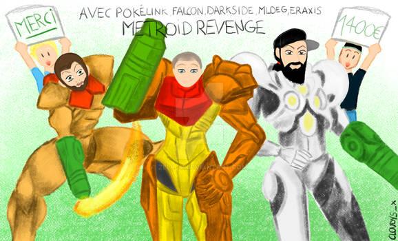 Metroid Revenge 2020