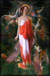 The Koi Goddess