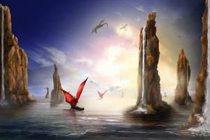 Voyage by LeeAnneKortus
