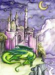 The Sleeping Dragon by LeeAnneKortus