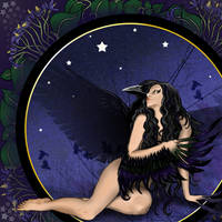 Raven by LeeAnneKortus