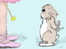 The Reckoning of Bunny Foo Foo by LeeAnneKortus