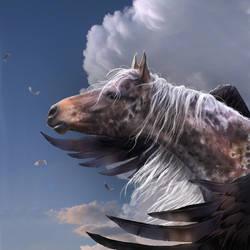 Wind Spirit by LeeAnneKortus
