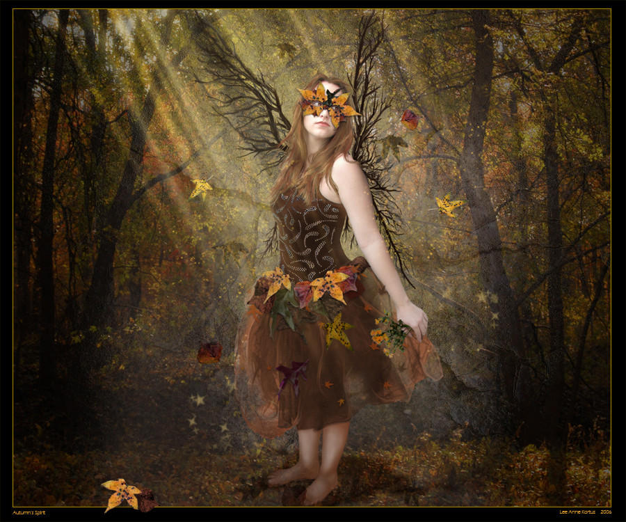 Autumn's Spirit by LeeAnneKortus
