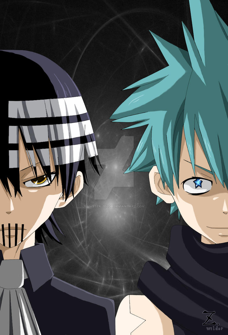 Death The Kid Vs BlackStar