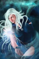 X-men Storm by vynjard
