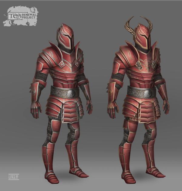 Royal Guard Armor by lukkar