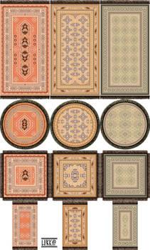 Redoran rugs