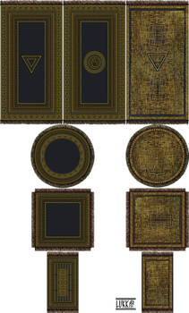 Temple/Indoril rugs