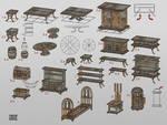 Dwemer furnitures