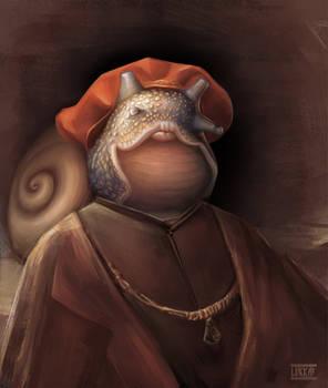 Noble snail