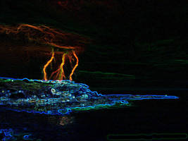 Fire-e Night by drakoslerako