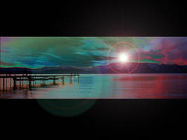 Sunset by drakoslerako