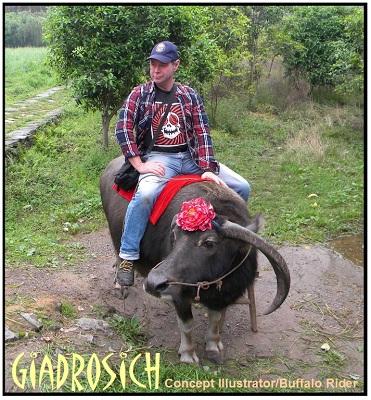 Buffalo Bob ID by giadrosich