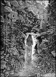 Faerie Gate by giadrosich