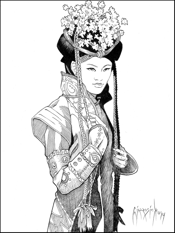 Sketch One by giadrosich