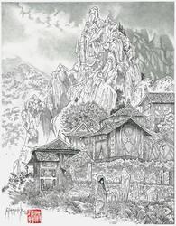 Hu Zhua Shan (Tiger Claw Mt.)