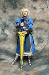 Saber, King of Knights