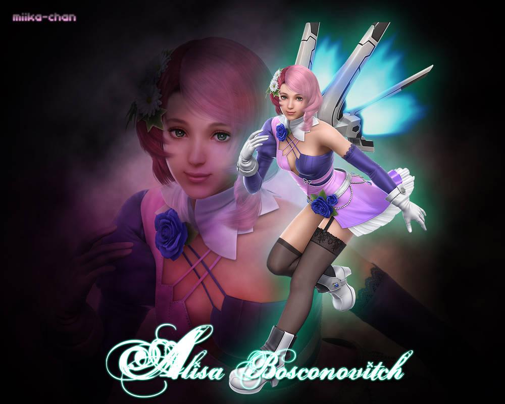 Alisa Bosconovitch Wallpaper By X Miika Chan On Deviantart