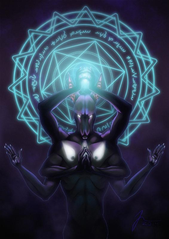 Ritual by t1sk1jukka