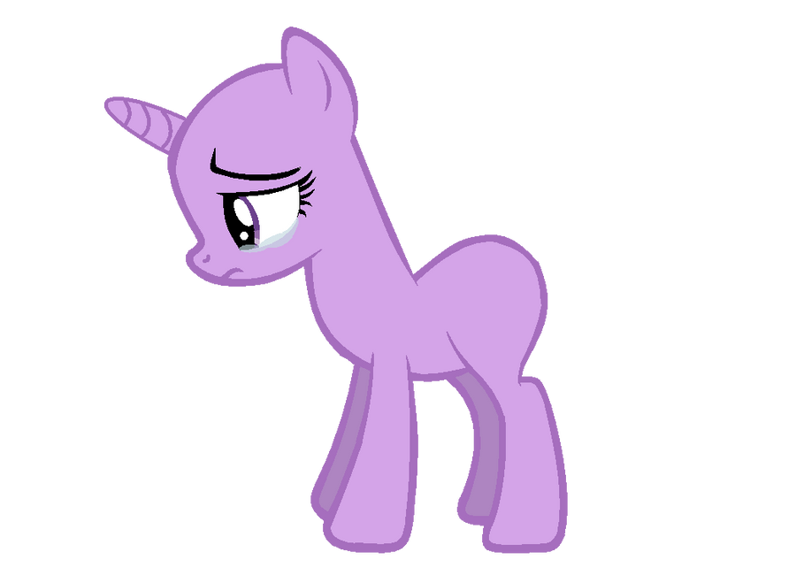 Trends of sad mlp crying pony base images