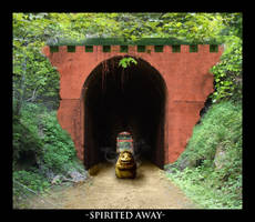 Spirited Away: The Tunnel