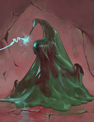 Ooze mage