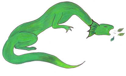 Cute Earth Dragon