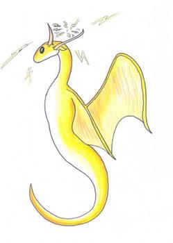 Cute Air Dragon