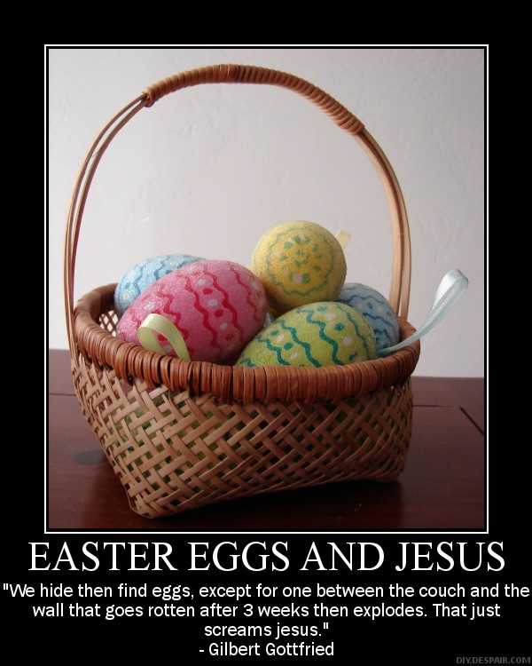 Easter Eggs and Jesus by Balmung6 on DeviantArt Easter Eggs Jesus
