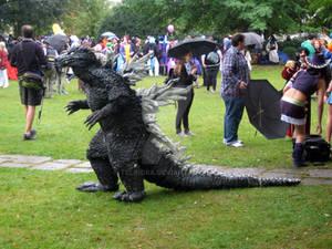 Godzilla Cosplay