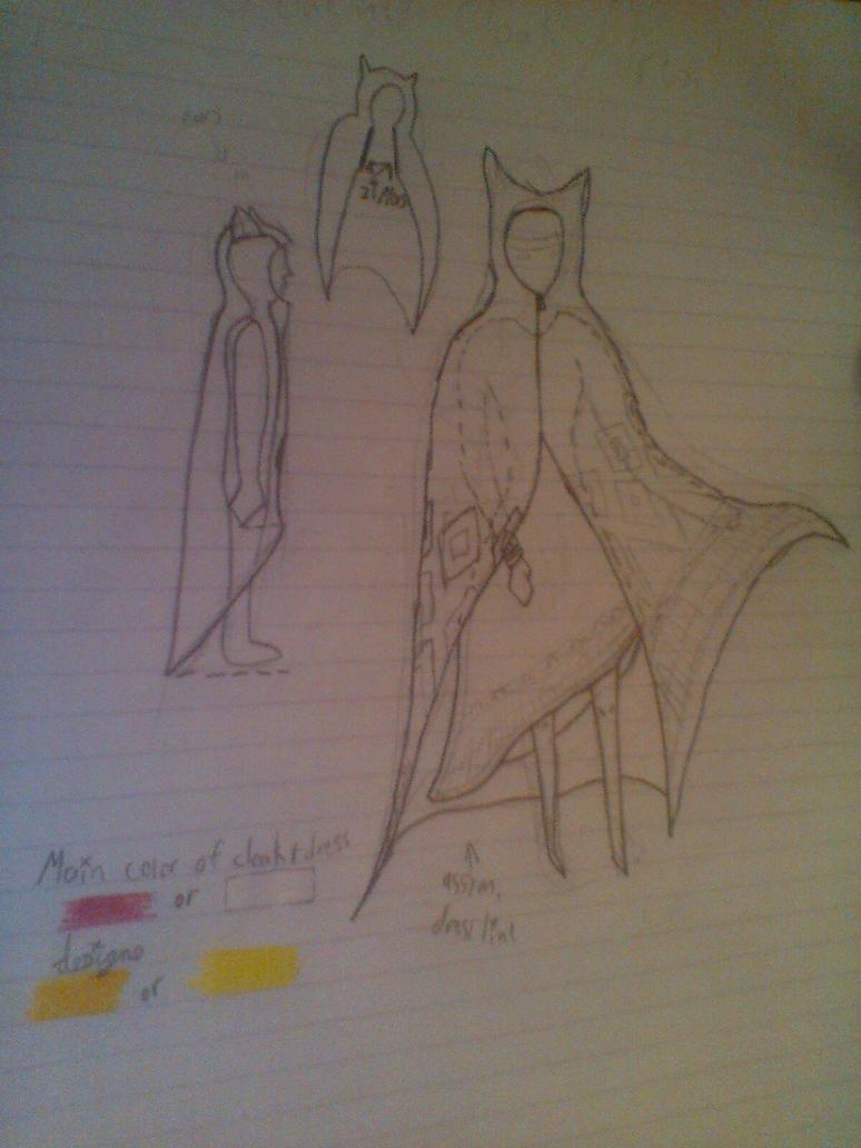 Journey Cloak by aisykun12