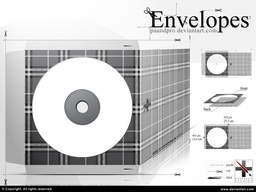 Envelopes n2 by paundpro