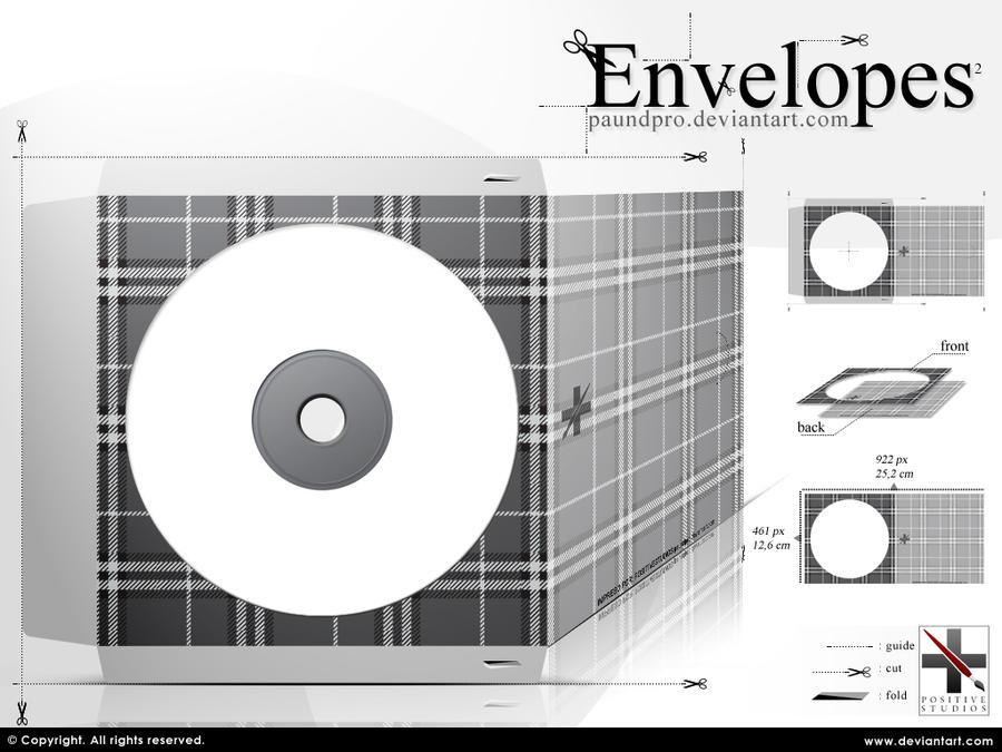 Envelopes n2 by paundpro