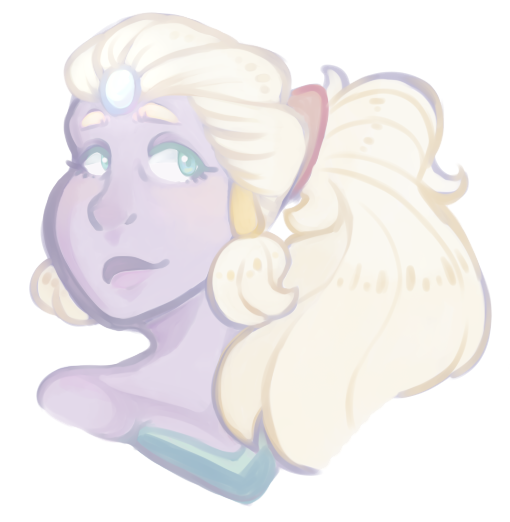 Steven Universe is my shit but even more so, Opal is my baby