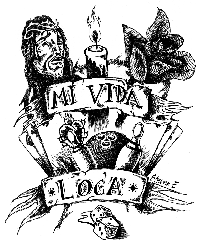 Mi Vida Loca by nasty1984 on deviantART