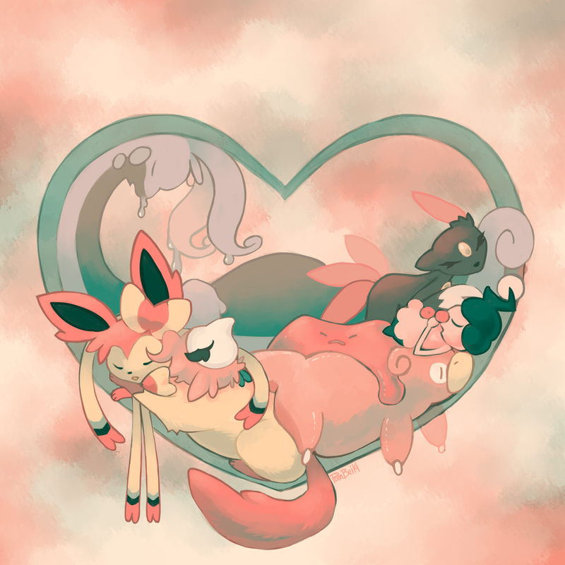 Nap by Pombei
