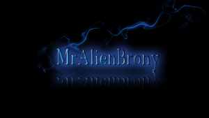 MrAlienBrony's Profile Picture