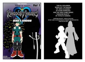 Kingdom Hearts: Hero's Shadow Cover and Disclaimer