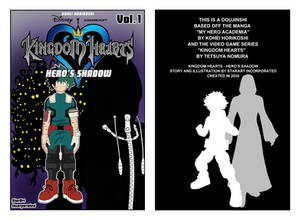 Kingdom Hearts: Hero's Shadow Cover and Disclaimer