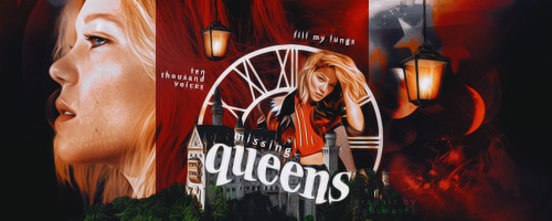 Missing Queens by potatoo-xx