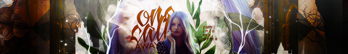 ONE CALL AWAY BANNER by potatoo-xx